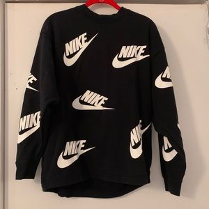 Nike sweatshirt and leggings set size small
